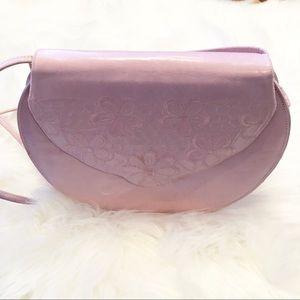 Stuart Weitzman vintage leather shoulder bag